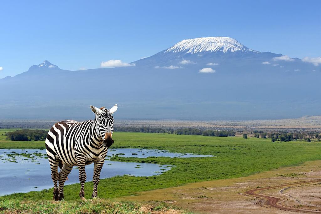 Tanzánie. Photo Credit: Bigstockphoto
