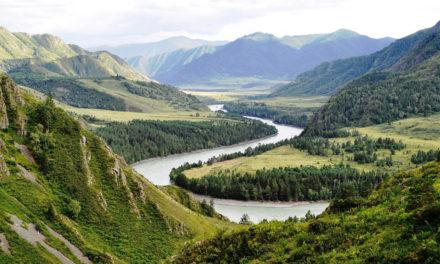 Známý český cestovatel si vyzkoušel, jaké to je být poutníkem v pohoří Altaj