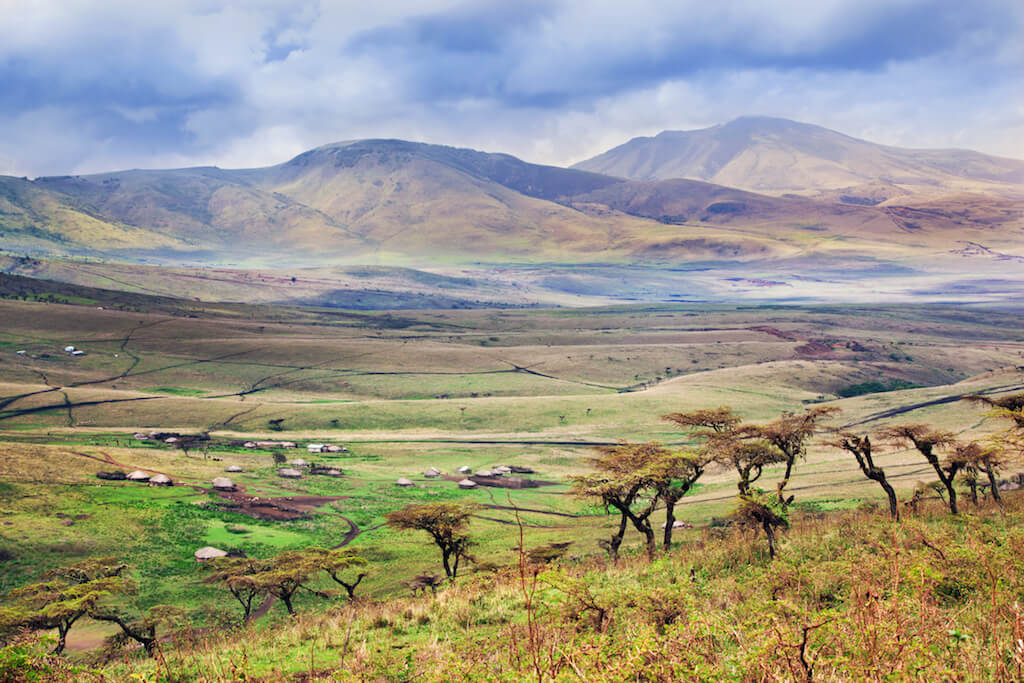 Tanzánie. Photo Credit: Bigstockphotos