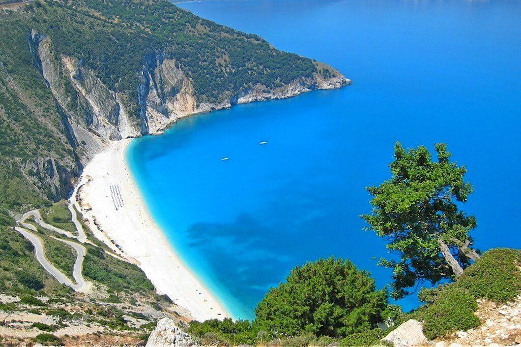 Kefalonie, Řecko