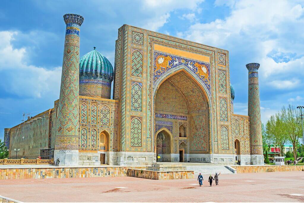 uzbekistan samarand