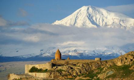 Arménie: Mezi pavími lidmi