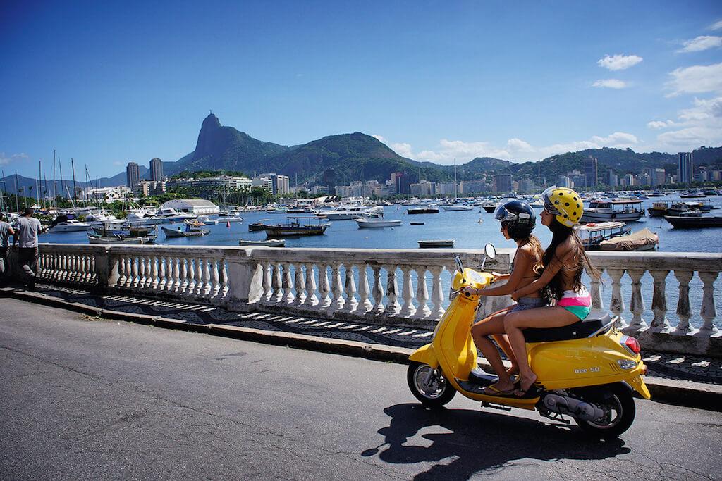 Brazilie Rio slovensky Hostel Lisetonga