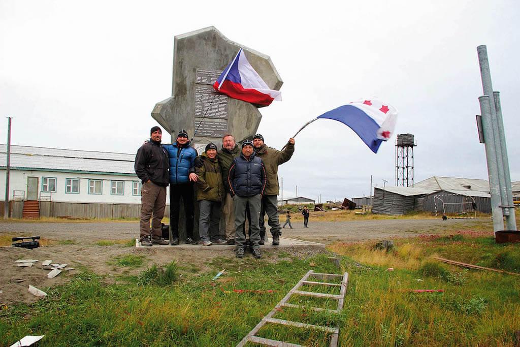 Novosibirské ostrovy