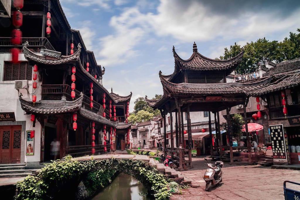 Nejkrásnější venkov v Číně, rodiště bohaté kultury Huizhou6 minut čtení