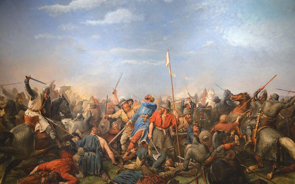 Tajuplná éra Vikingů