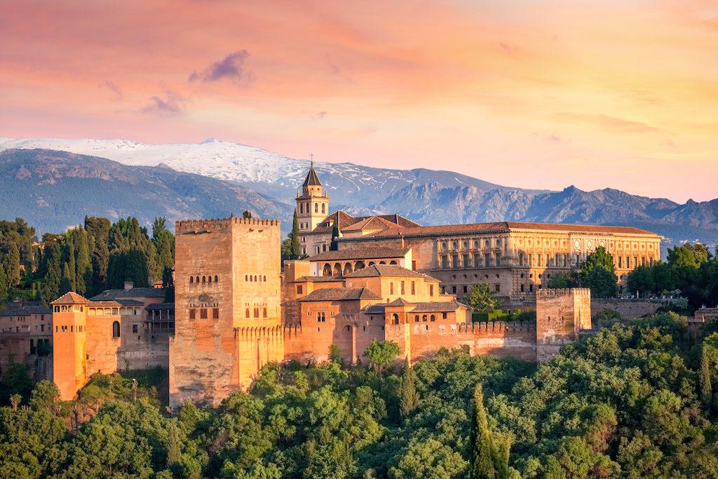 15 nejslunečnějších evropských měst