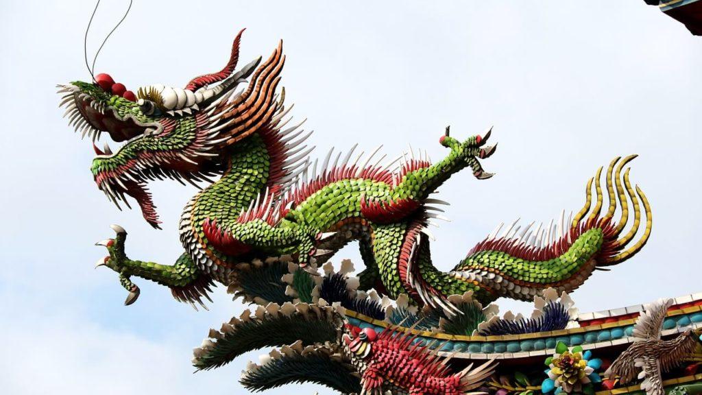 dragon temple
