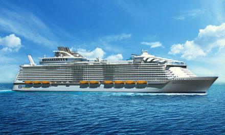 Na palubě největší výletní lodi světa Harmony of the Seas