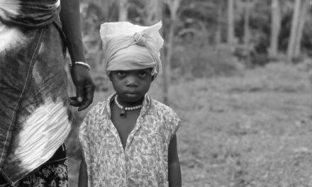 Výprava do Libérie: lapeni ve vlastní pasti