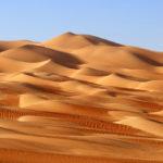 Bloudění v pustých končinách pouště Rub al-Chálí