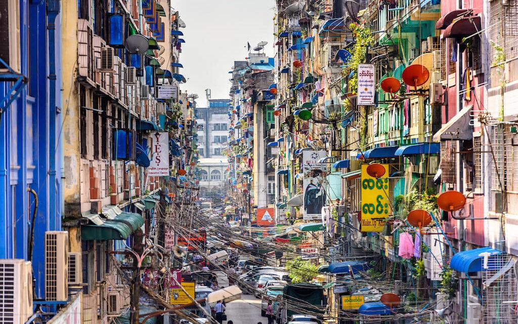 Čerstvý závan urban kultury jménem Myanmar