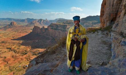 Nejlépe ukryté tajemství Etiopie: neuvěřitelné skalní kostely