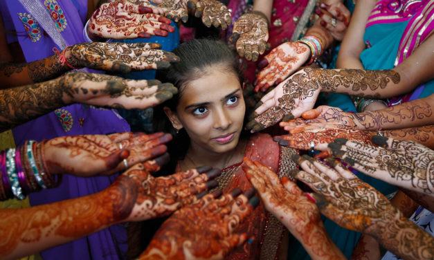 Západní Indie a město obchodníků Ahmadábád