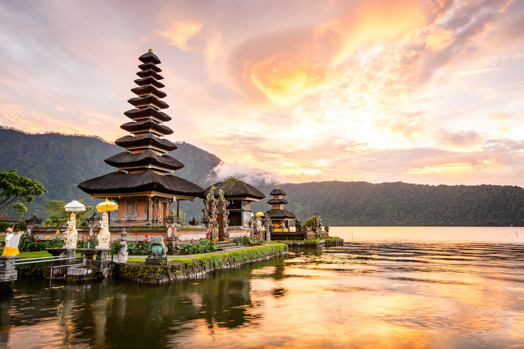 Bali ceny