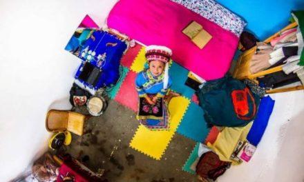 Fotograf zachytil ložnice lidí z celého světa