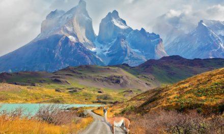 Krásná a divoká Patagonie je snem každého opravdového cestovatele