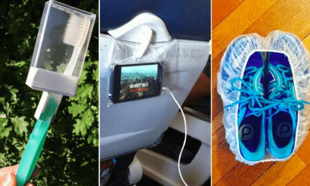 19 geniálních cestovatelských vychytávek, které se vám budou hodit na cestách