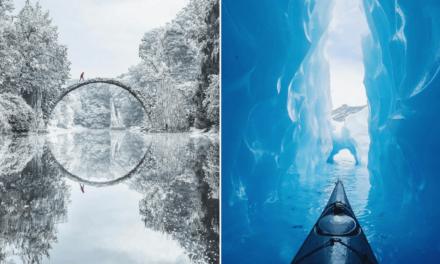 15 krásných míst, na kterých si užijete pohádkovou zimu