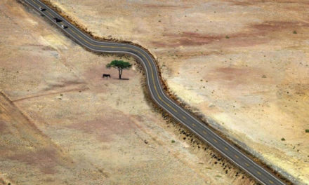 10 úžasných fotek, na kterých příroda vyhrála nad člověkem