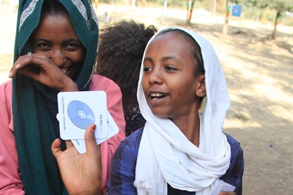 etiopie skola pexeso