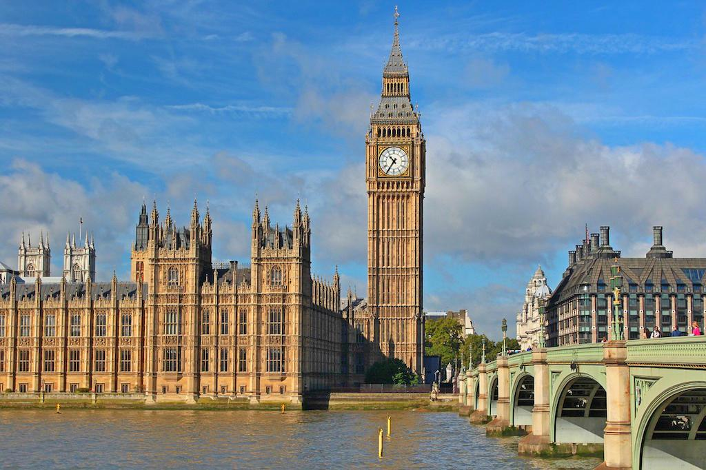 londyn anglie