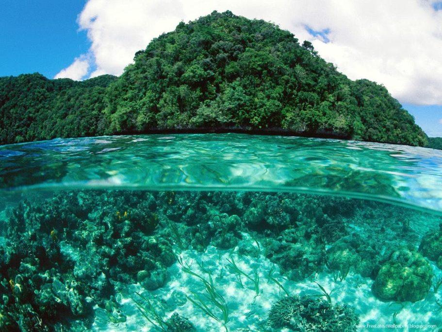 palau ostrovy