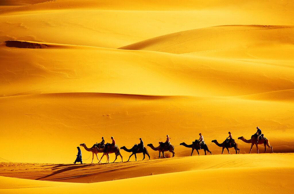 Maroko má všechno, co může chtít cestovatel zažít
