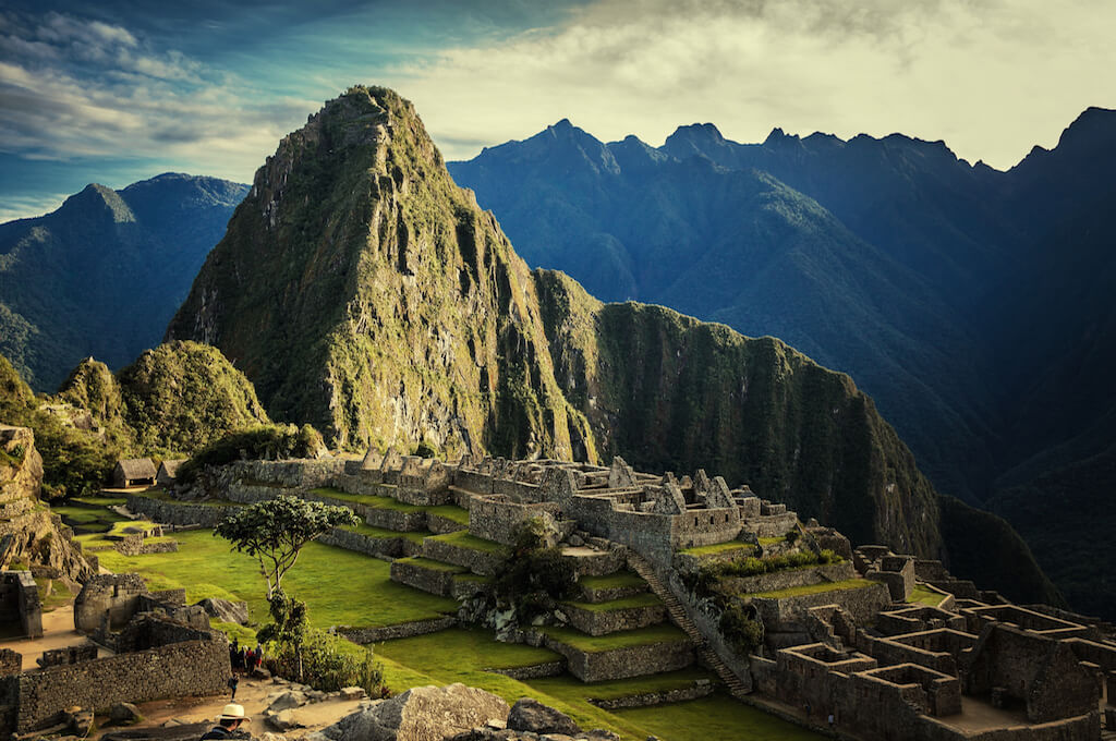 Machu Picchu trek Peru