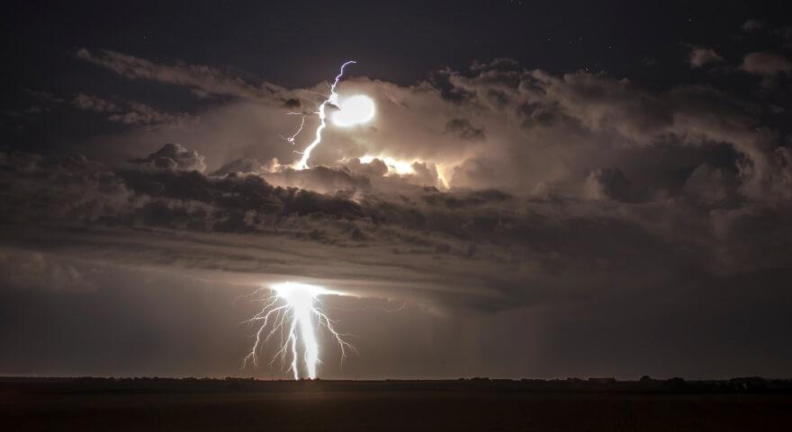 bouřka amerika