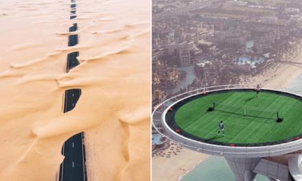 11 fascinujících věcí, které jsou možné jedině v Dubaji