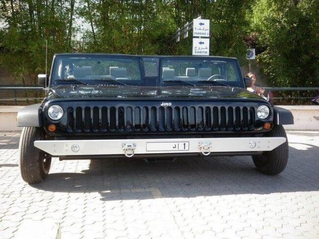 dubaj jeep