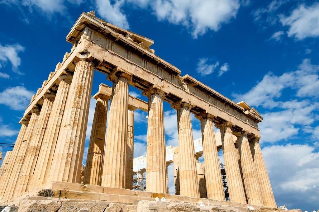 athény řecko