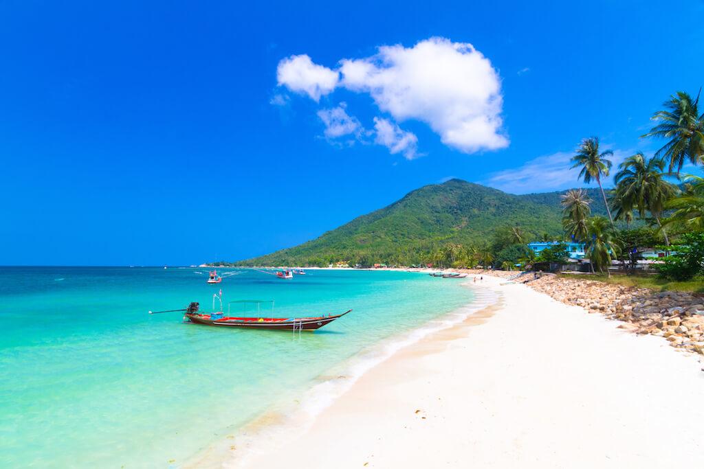 Thajsko ostrovy Koh Phangan