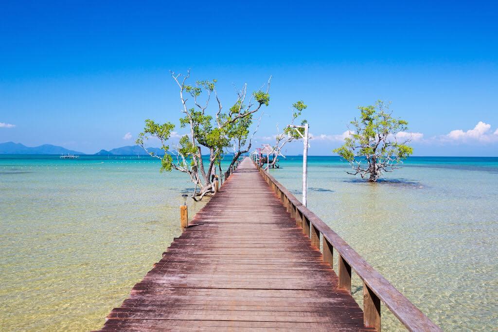 thajsko ostrovy koh mak