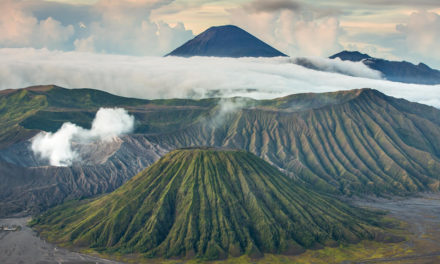 15 nejfotogeničtějších sopek světa, které vypadají jako z jiné planety