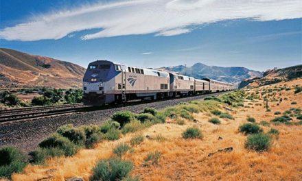 Tajný tip: Procestuj USA křížem krážem vlakem za 5300 Kč