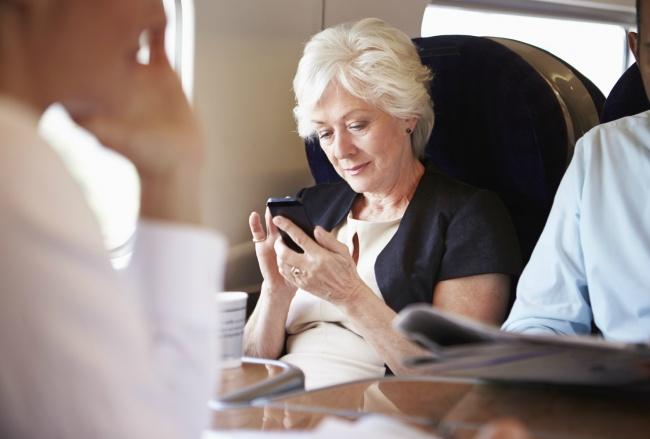 proc vypinat mobil v letadle