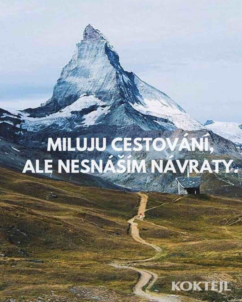 cestovani citat