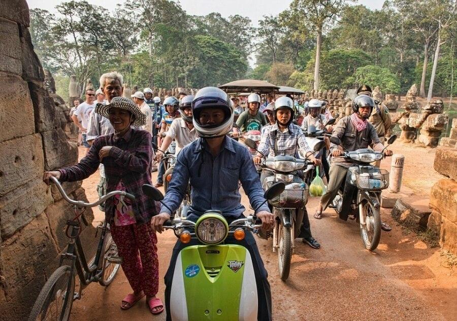 siem reap kambodža