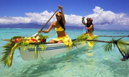 Vyrazili jsme na ostrov lásky a krásných žen Tahiti