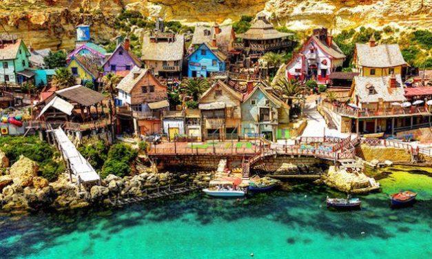 Nejkrásnější vesnice světa – která se vám líbí nejvíc?