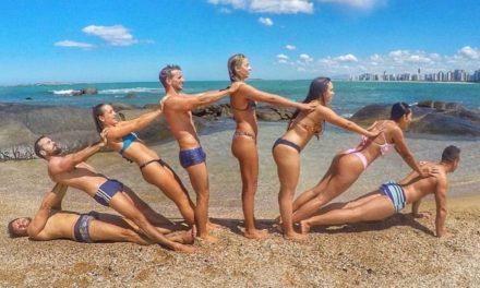21 úžasných nápadů jak si udělat skvělé fotky z dovolené