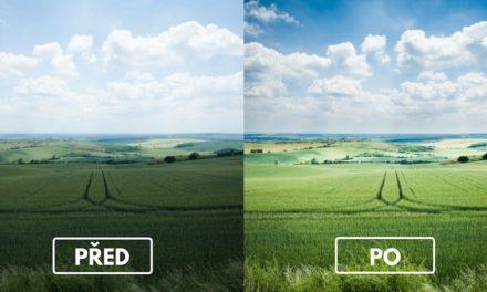 5 jednoduchých fotografických úprav, které oživí každou fotku krajiny
