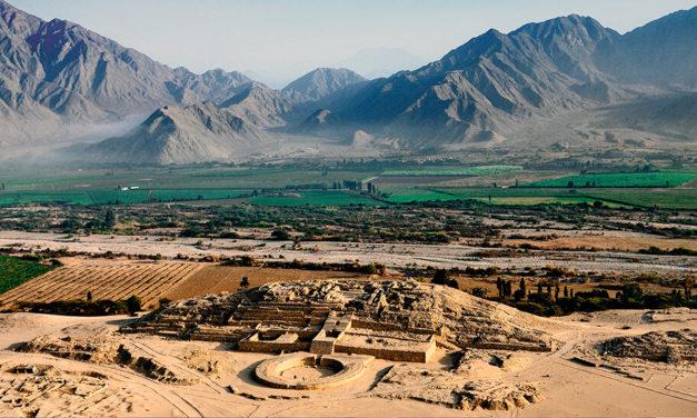 Vyrazili jsme za nejstaršími pyramidami Ameriky do Peru