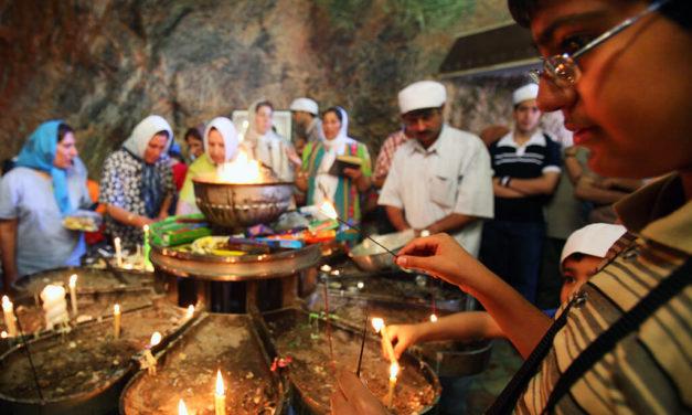 Írán a jeho původní náboženství před příchodem Islámu