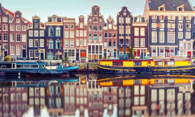 12 důvodů, proč si zamilujete Amsterdam