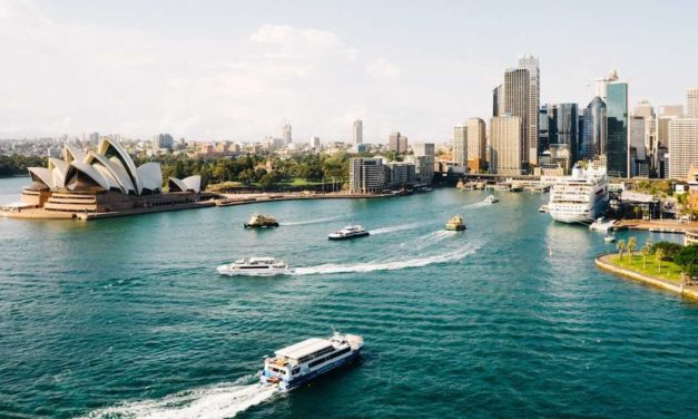 21 překrásných míst v Austrálii, kvůli kterým se vyplatí přeletět celou zeměkouli