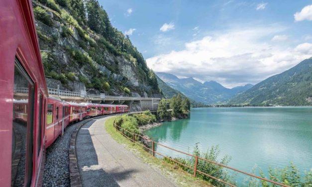Jak procestovat Evropu vlakem: tipy, trasy, ceny