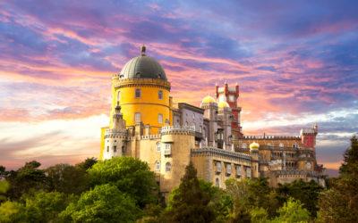 Kam vyrazit na výlet kolem Lisabonu? Rozhodně nevynechejte pohádkové město Sintra